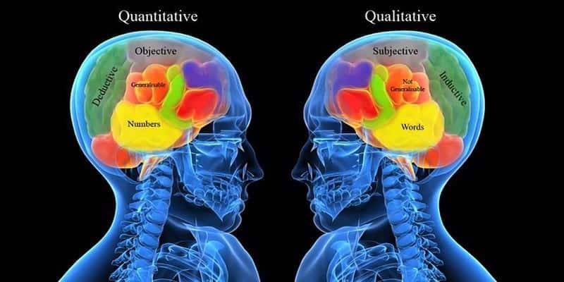 Digital Minds With Qualitative-vs-Quantitative