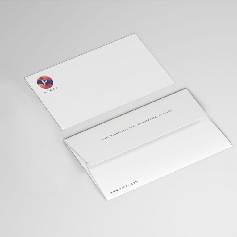 Envelope with Card Example