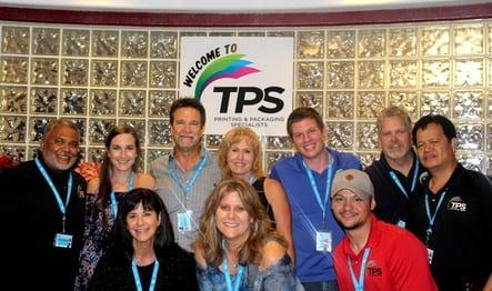 TPS Printing Staff Photo