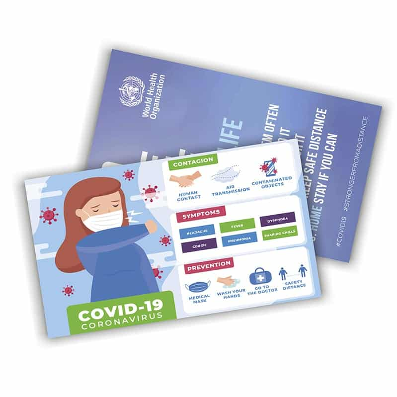 Emergency Announcement-Covid-example