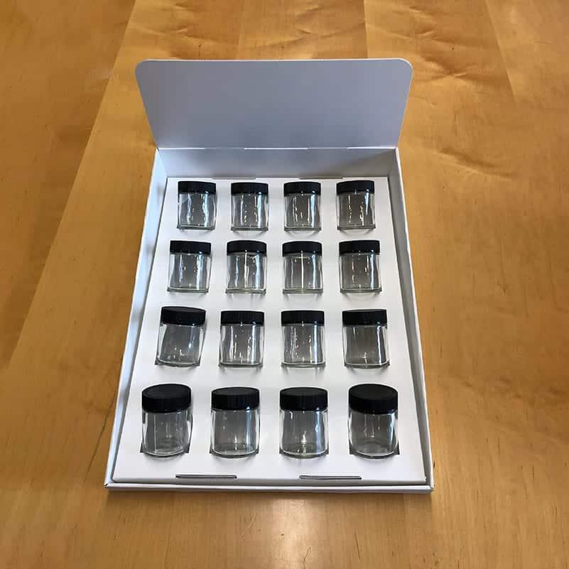 Dispenser bottle holder product example