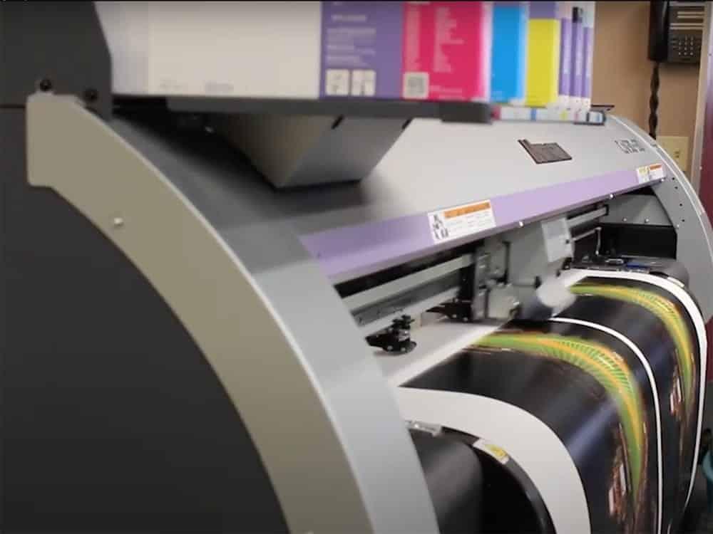 mimaki wide format printer