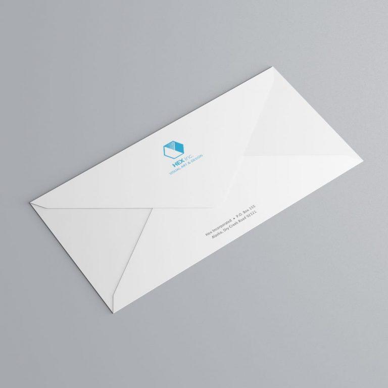 Hex Inc Example Envelope