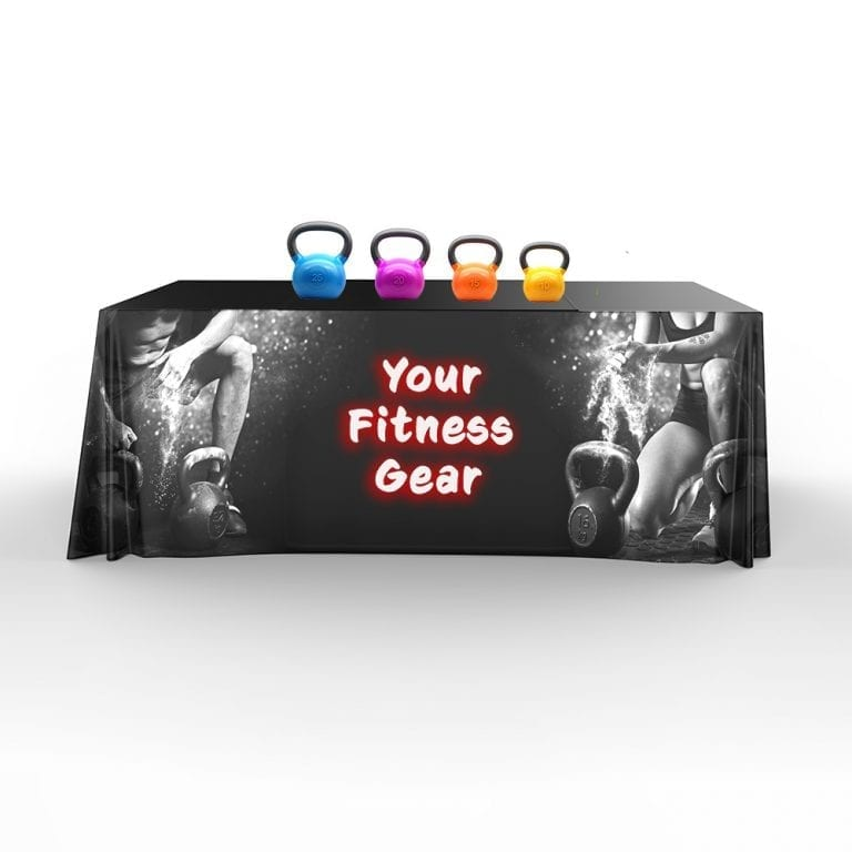 Sports Gear Table Cover