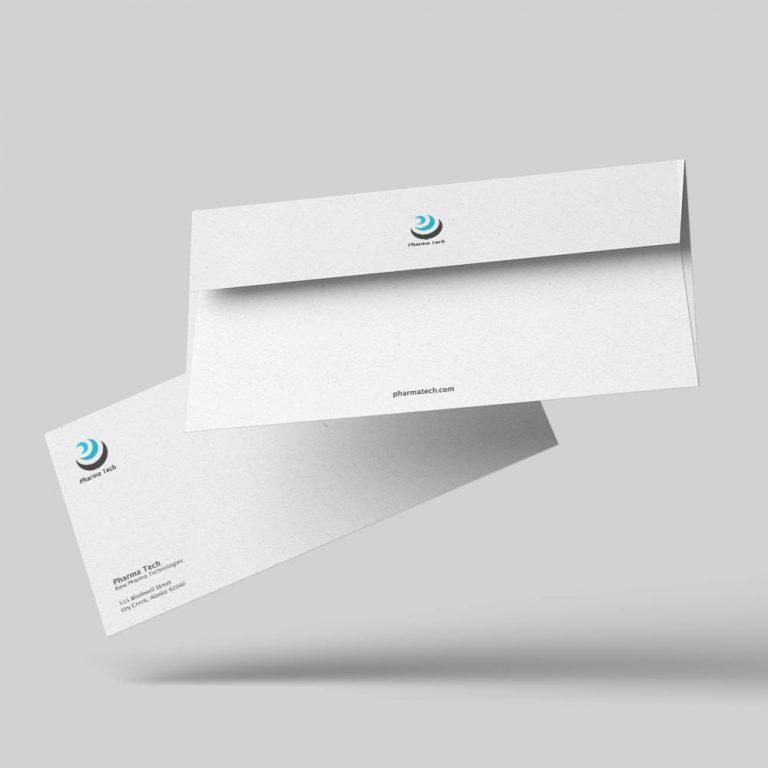 pharma tech envelope example