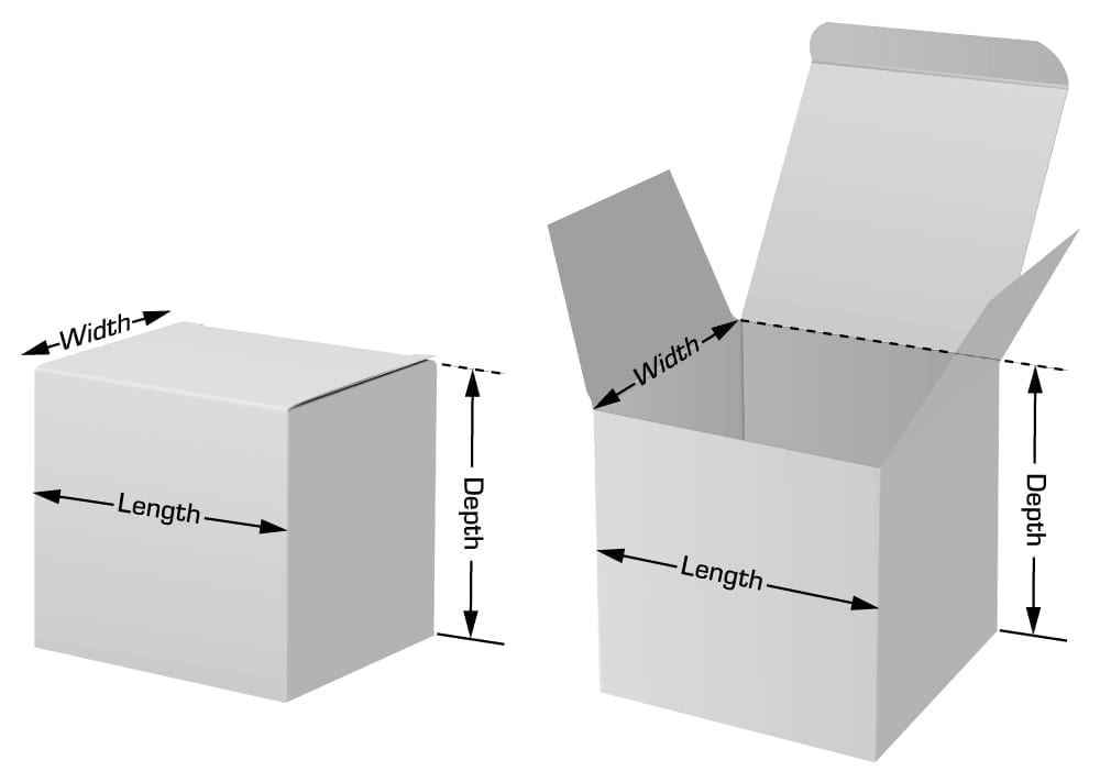 square-straight-tuck-box-example-length-width-Depth